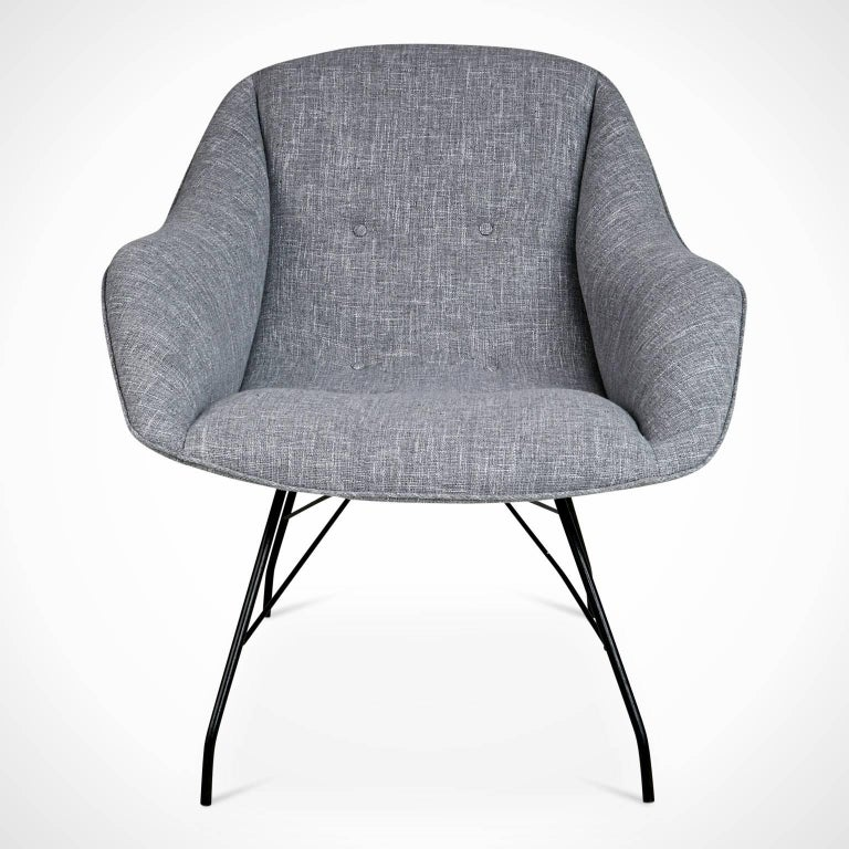 Recently imported from a private collector in Brazil these chairs by Martin Eisler and Carlo Hauner for Forma, Brazil encapsulate the quality and innovation of their designs. These elegant scoop chairs with their slightly reclined backs have been