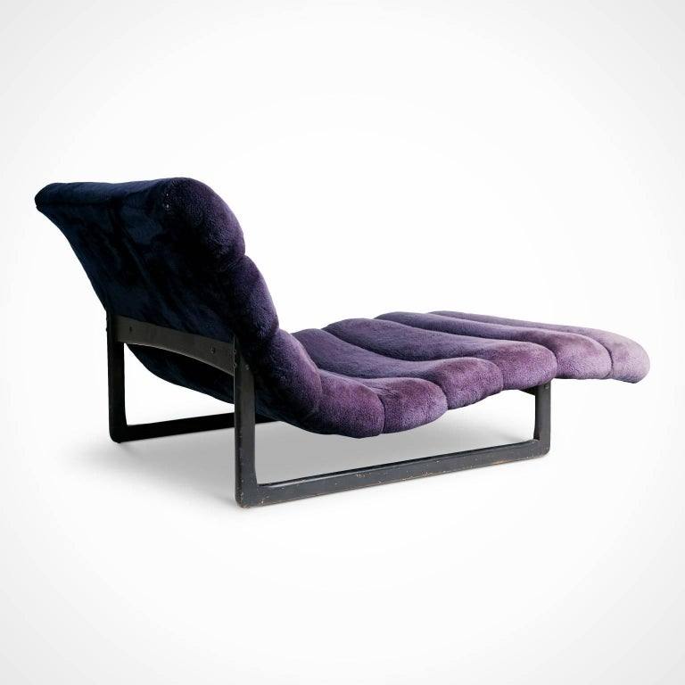 Adrian pearsall chaise lounge for craft associates circa for Chaise interiors inc