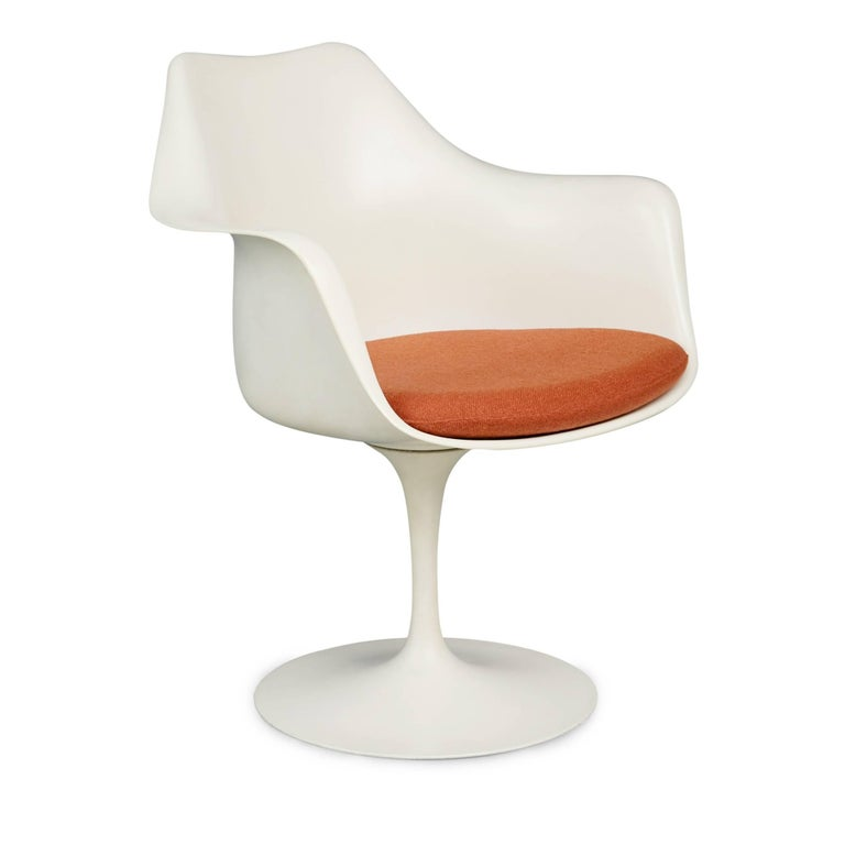 First generation tulip armchairs eero saarinen for knoll for Knoll and associates