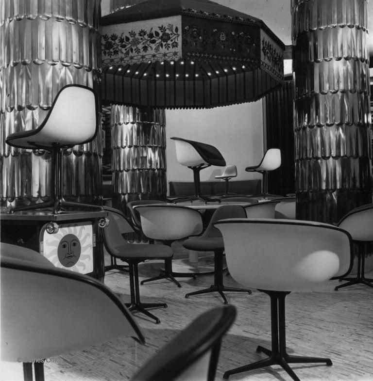 Alexander Girard & Charles Eames La Fonda Armchairs for Herman Miller circa 1960 For Sale 3