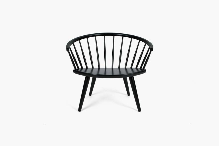 Yngve Ekström Arka Chairs, circa 1955 In Excellent Condition In London, GB