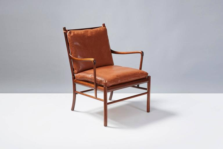 One Of Danish Master Ole Wanscheru0027s Finest Creations. The Colonial Chair  Was Inspired By British