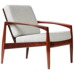 Kai Kristiansen Rosewood Paper Knife Chair, 1955