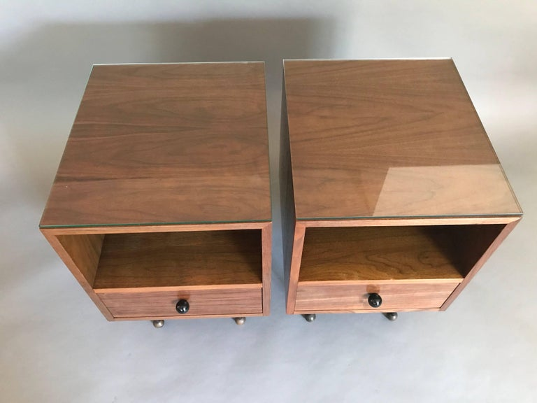 American Glenn of California End Tables, 1950's  For Sale