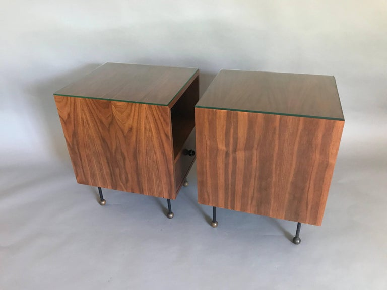 20th Century Glenn of California End Tables, 1950's  For Sale