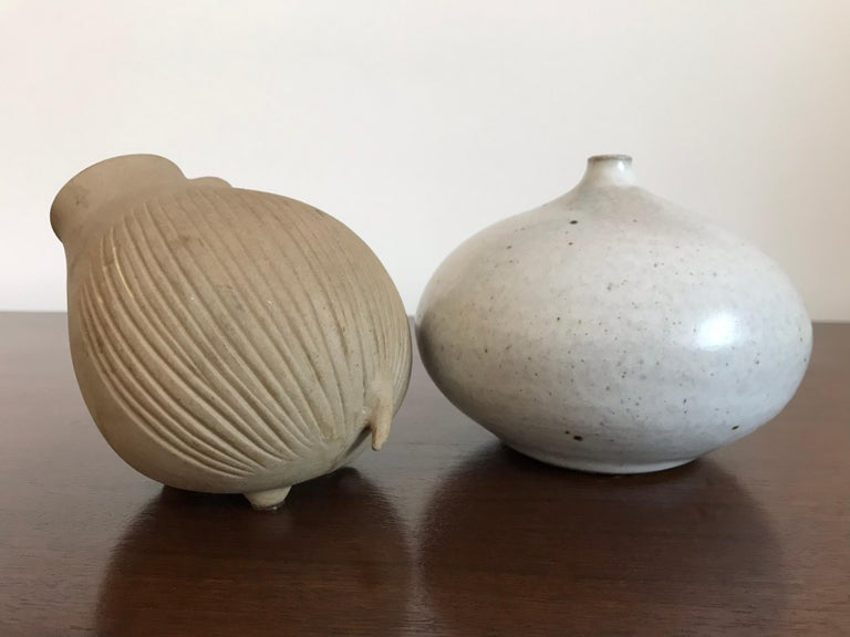 Mid-Century Modern Robert Maxwell and David Cressey Studio Pottery For Sale