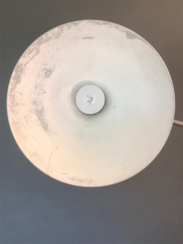 Architectural One Arm Lamp  For Sale 6