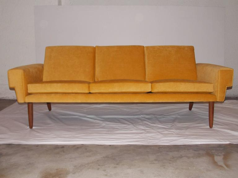 Excellent Dansk Design Sofa Denmark At 1Stdibs Onthecornerstone Fun Painted Chair Ideas Images Onthecornerstoneorg
