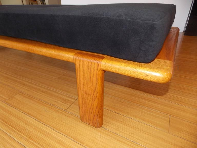 American Gerald McCabe Bench or Daybed California Design For Sale