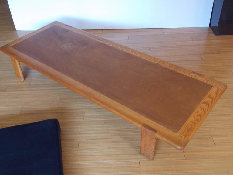 Gerald McCabe Bench or Daybed California Design For Sale 1