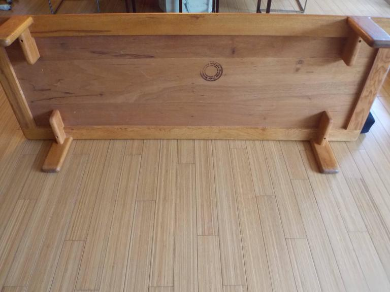 Gerald McCabe Bench or Daybed California Design For Sale 2