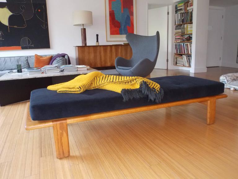Gerald McCabe Bench or Daybed California Design For Sale 4