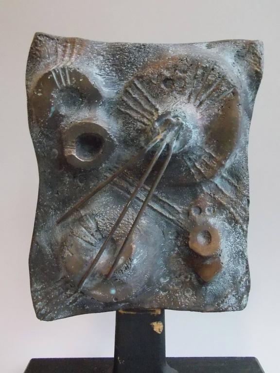 Mid-Century Modern  Modern Art Bronze Sculpture  For Sale