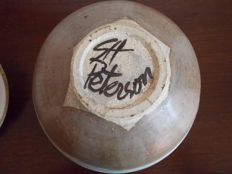 peterson pottery Browse unique items from mrspetersonpottery on etsy, a global marketplace of handmade it seem mrs peterson pottery has a will of it's own.
