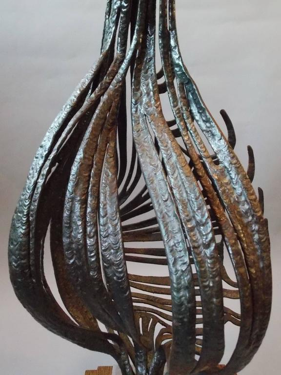 William Young Decorative Sculpture, 1981 In Good Condition For Sale In Los Angeles, CA