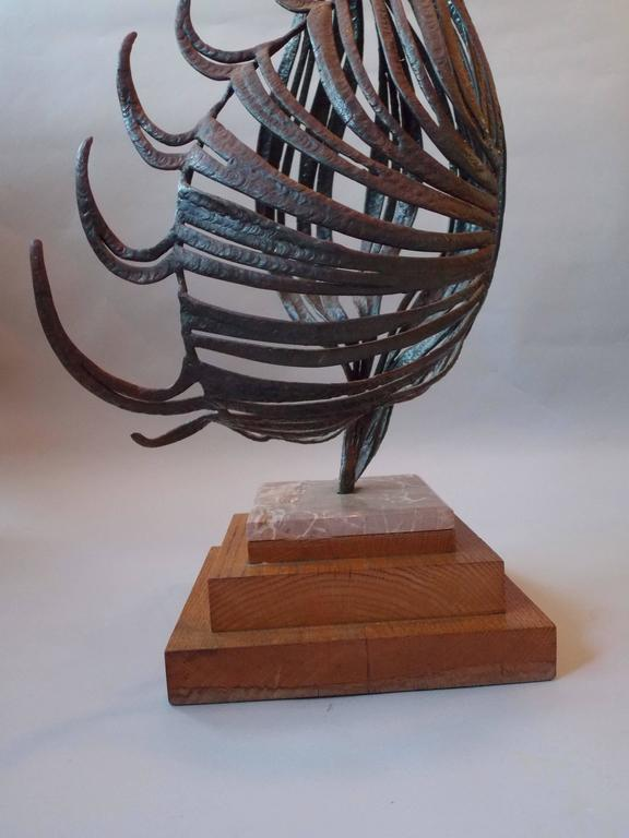 William Young Decorative Sculpture, 1981 For Sale 3