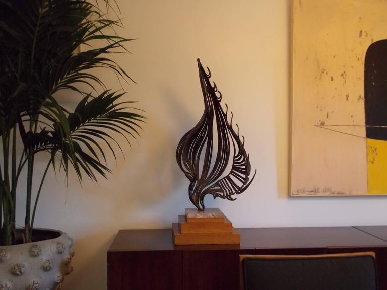 William Young Decorative Sculpture, 1981 For Sale 4