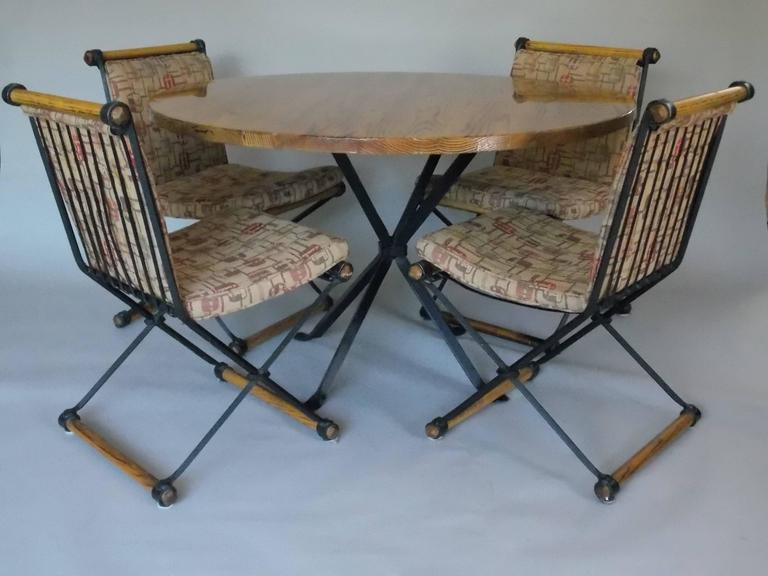 Cleo Baldon California Design Dinette Table and Chairs 2