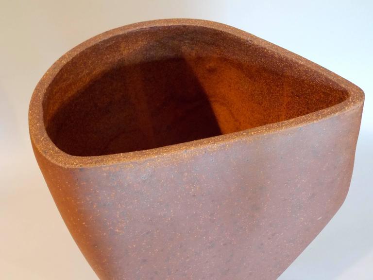 American David Cressey Sculptural Planter or Vase For Sale