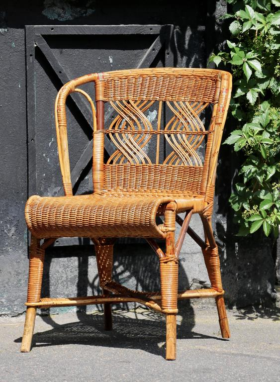 1960s living room set in rattan for sale at 1stdibs - Rattan living room furniture for sale ...