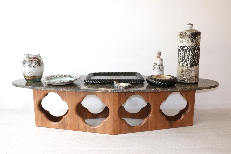 1970s Scandinavian Coffee Table At 1stdibs