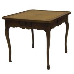 Early 19th Century French Provincial Game Table