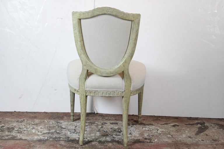 20th Century Louis XVI Style Side Chairs For Sale