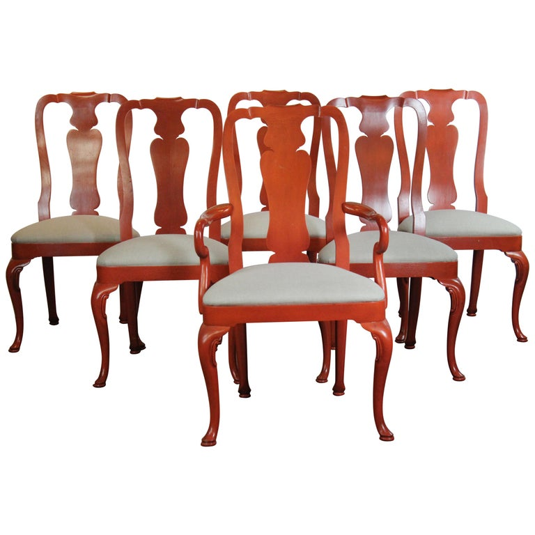 Dining Chairs by Kindel For Sale