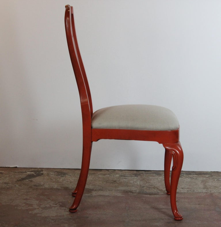 American Dining Chairs by Kindel For Sale
