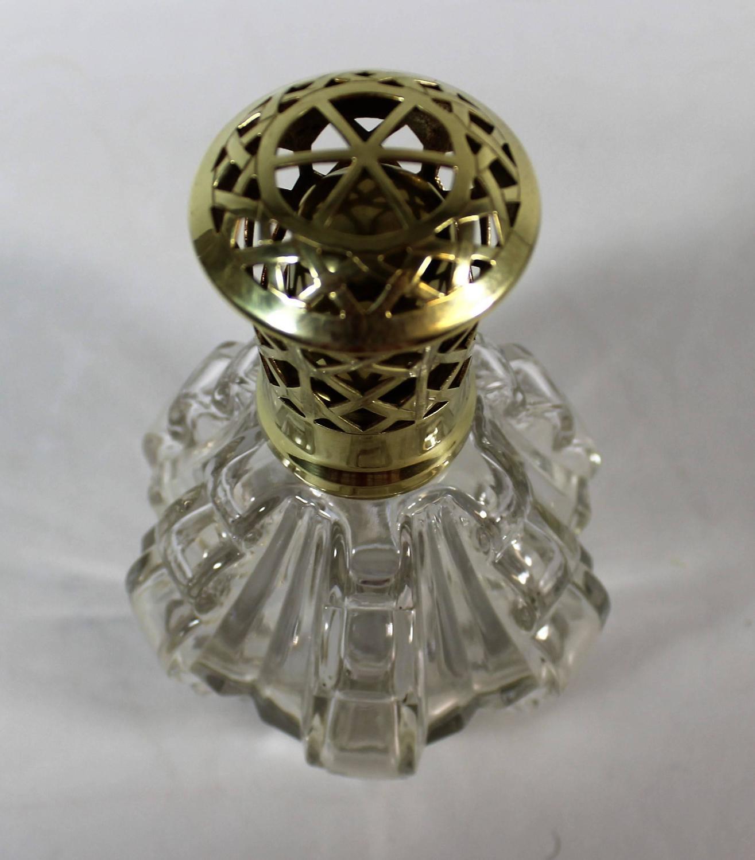 baccarat 39 verre moule 39 french lampe berger for sale at 1stdibs. Black Bedroom Furniture Sets. Home Design Ideas