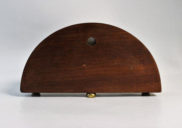 Art Deco French Barometer For Sale 1