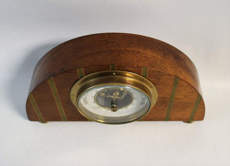 20th Century Art Deco French Barometer For Sale