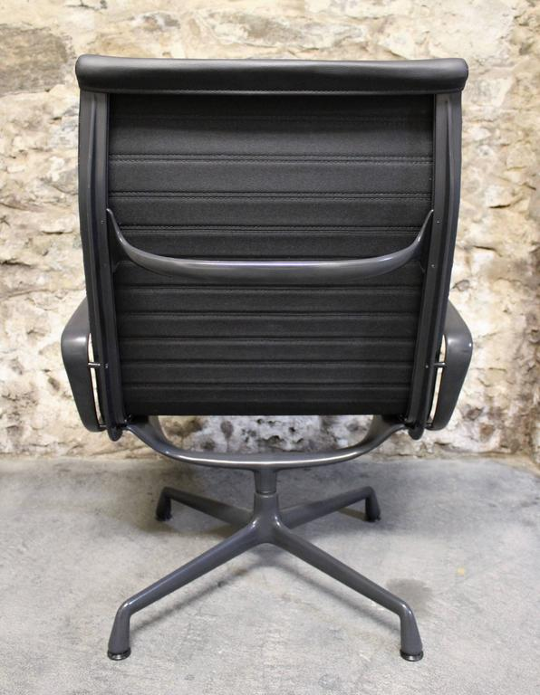 Eames Leather Lounge Chair for Herman Miller 4