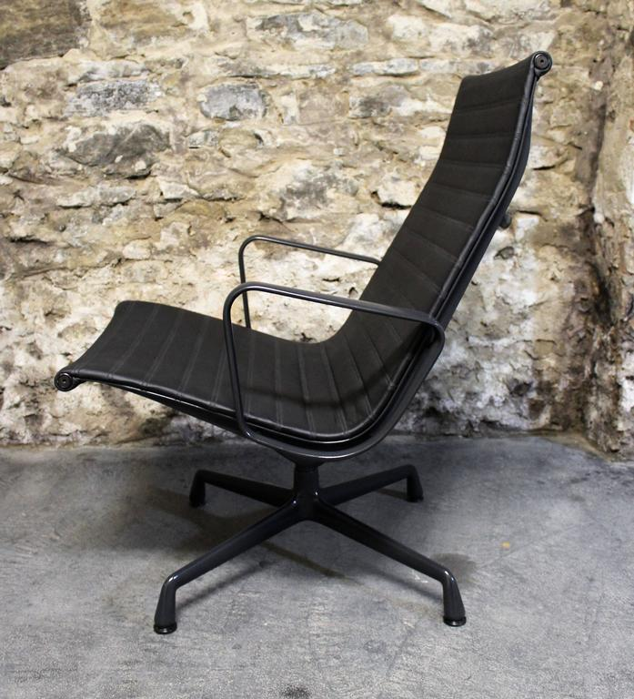 Eames Leather Lounge Chair for Herman Miller 2