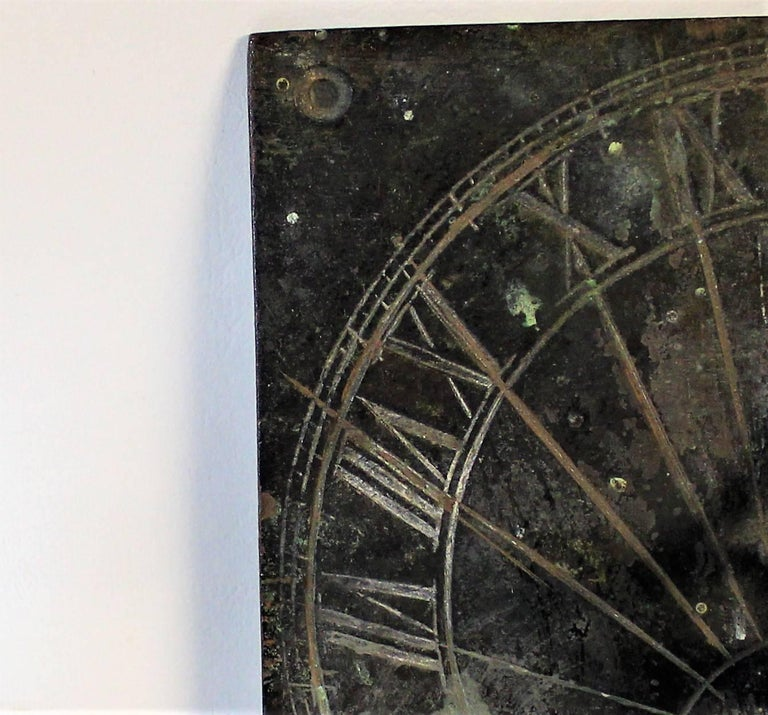 19th Century Bronze Sundial For Sale 1