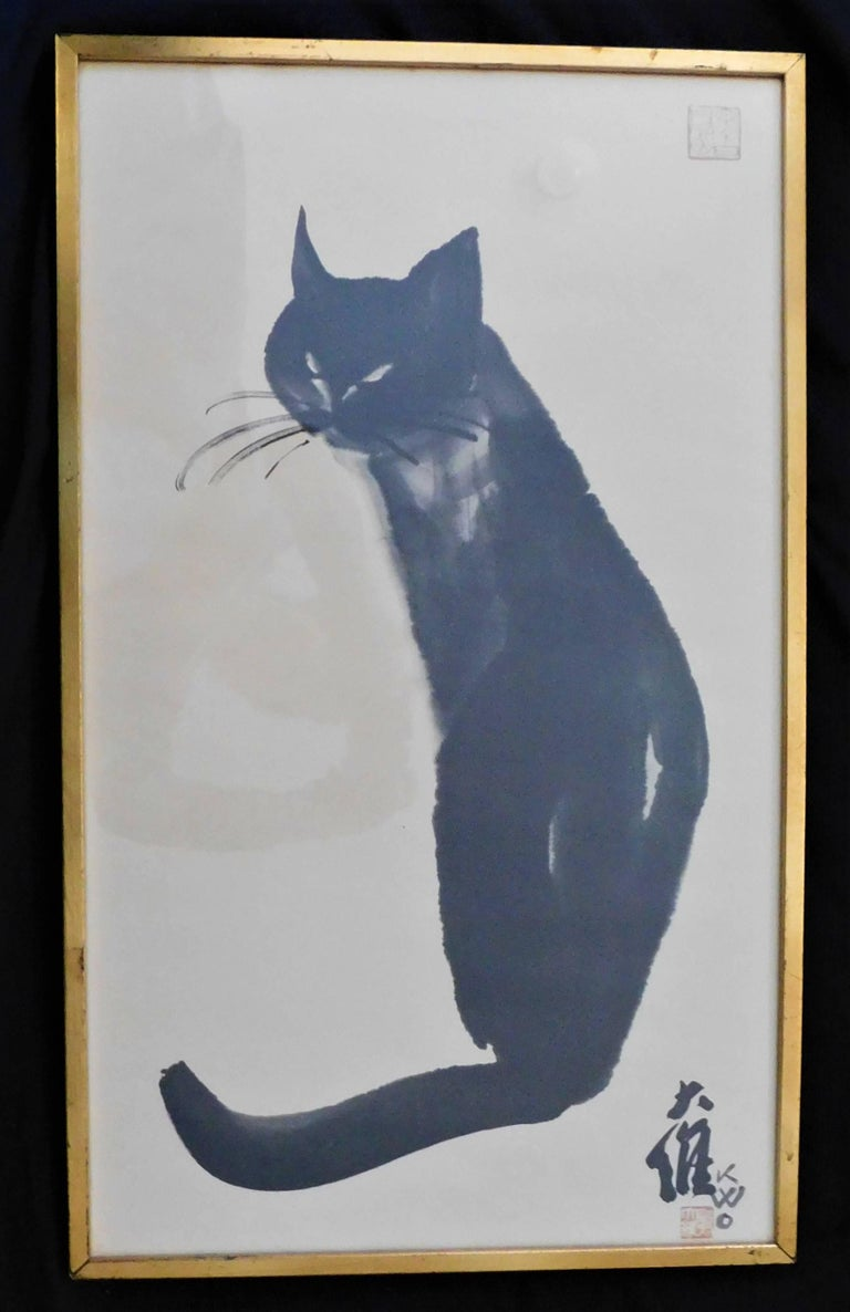 20th Century Dr David Kwo Da-Wei Limited Edition Chinese Lithograph
