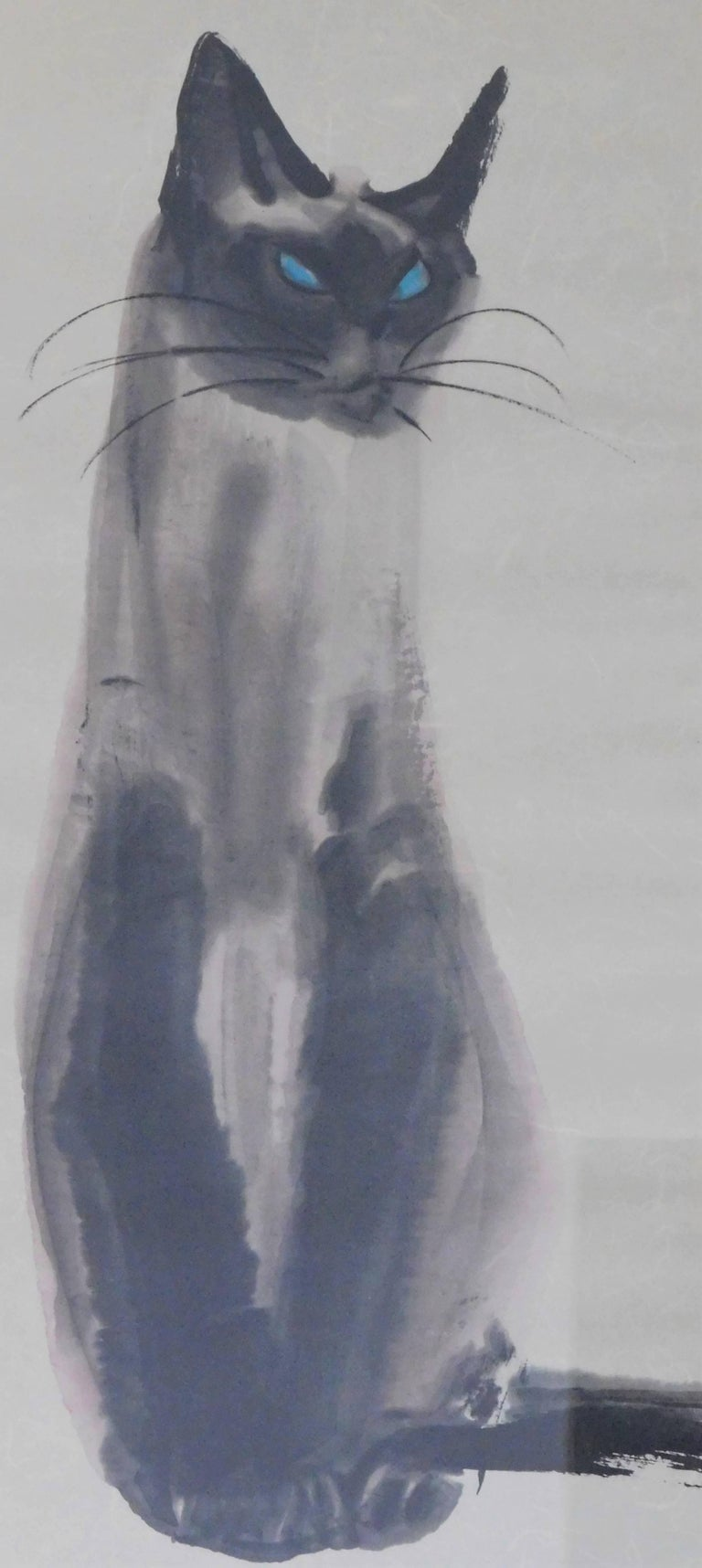 Paint Dr. David Kwo Da-Wei Limited Edition Chinese Lithograph