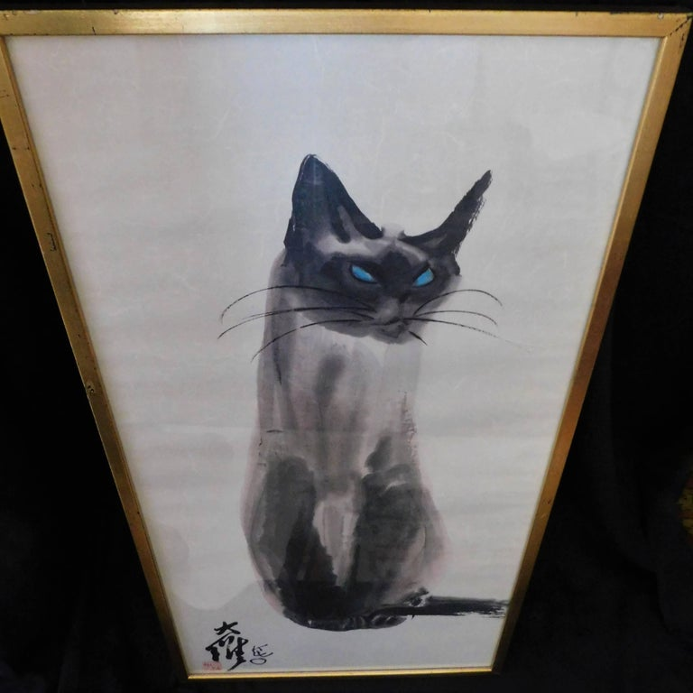 Dr. David Kwo Da-Wei Limited Edition Chinese Lithograph