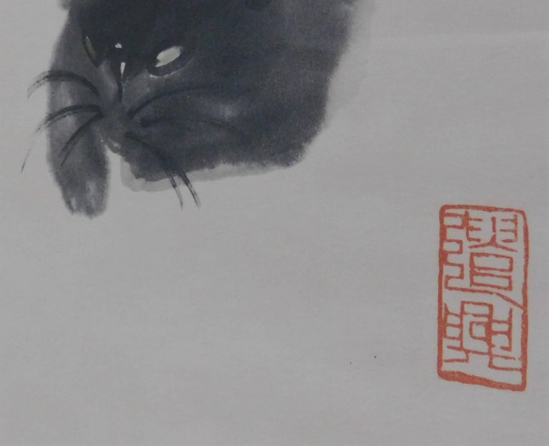 Paint Dr David Kwo Da-Wei Limited Edition Chinese Lithograph