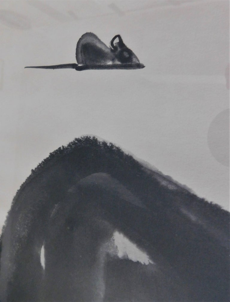Dr David Kwo Da-Wei Limited Edition Chinese Lithograph