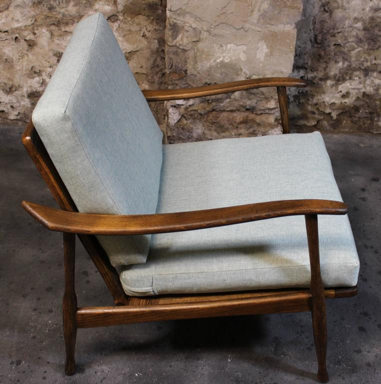 mid century modern lounge chair at 1stdibs