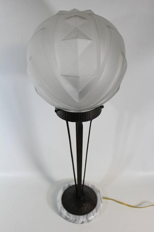 20th Century Art Deco Table Lamp For Sale