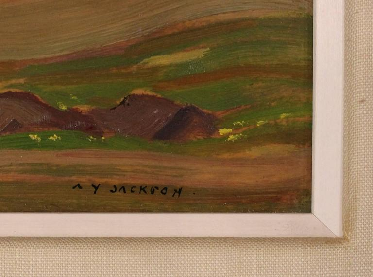Canadian A.Y. Jackson Painting