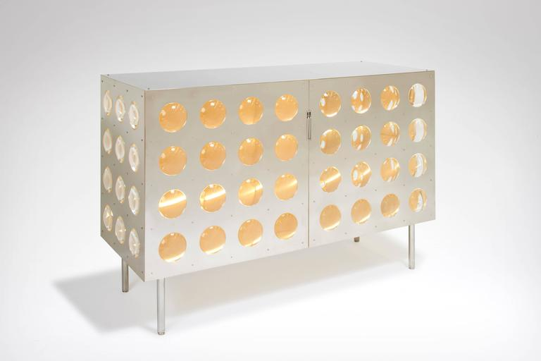 SPINOZA Sideboard by Patrick Naggar 4