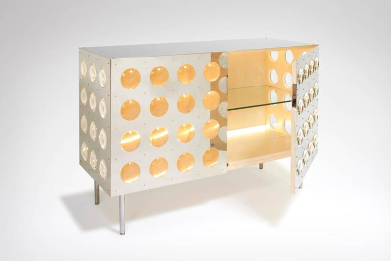 SPINOZA Sideboard by Patrick Naggar 5