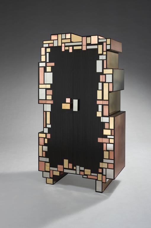 Tresor by Mattia Bonetti.  In stock In Excellent Condition For Sale In Paris, FR