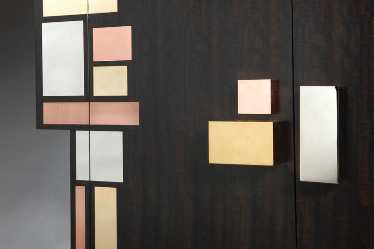 Contemporary Tresor by Mattia Bonetti.  In stock For Sale