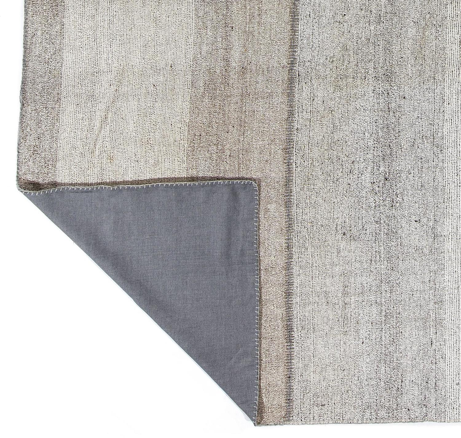 Cotton And Goat Wool Anatolian Flat-Weave Kilim Rug At 1stdibs