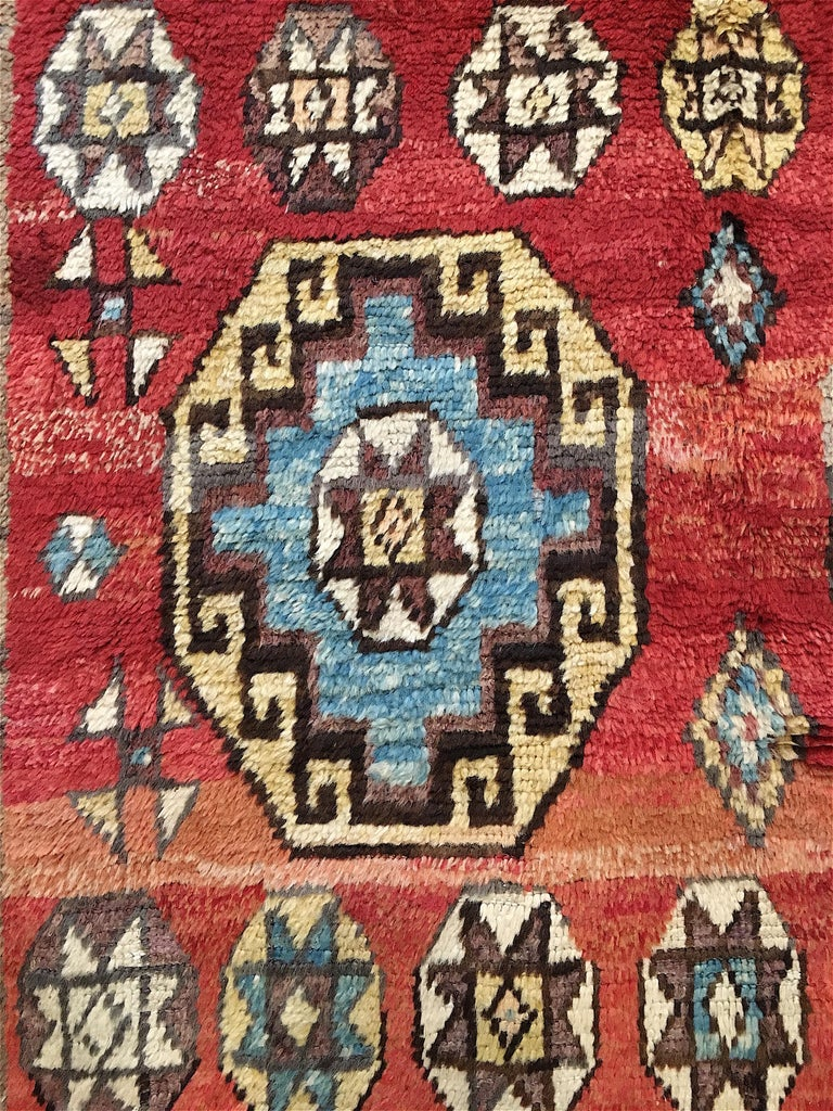 Antique Turkish Sleeping Rug Yatak Or Tulu For Sale At 1stdibs