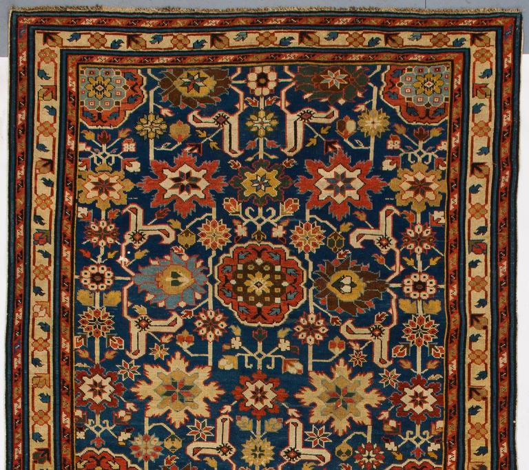 Caucasian Rugs Uk: Antique Caucasian Baku Rug, Circa 1800 For Sale At 1stdibs